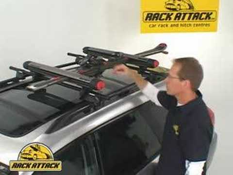 Yakima Fatcat 6 >> Yakima FatCat 6 Demonstrated by Rack Attack - YouTube
