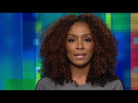 Janet Mock: I was born a baby, not a boy