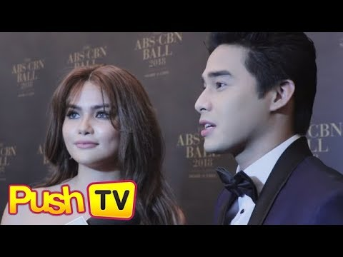 Push TV: Elisse Joson says her mom is not to blame about issue with McCoy de Leon