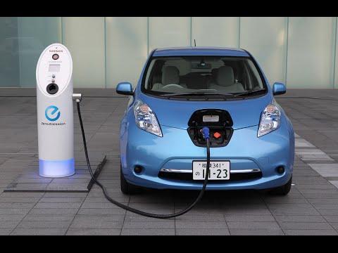 TOP TEN de autos eléctricos