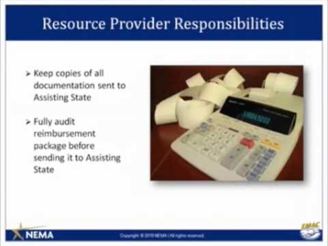Webinar Reimbursement for Resource Providers
