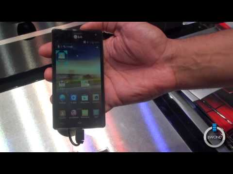 Optimus UI 3.0 Walkthrough on LG Optimus 4X HD - BWOne.com