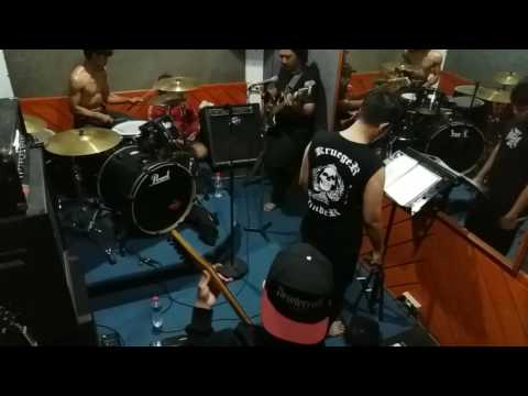 DEATH METAL - EXECUTE rehearsal