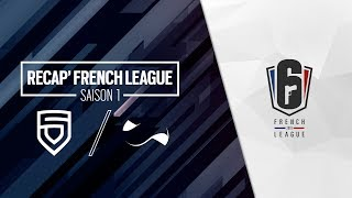 French League / PENTA vs LeStream Esport - Saison 1 / Jour 1