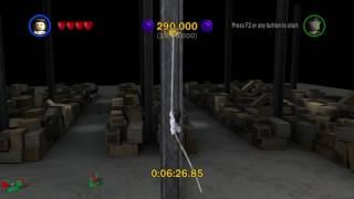 Lego Indiana Jones - Bonus Levels - Warehouse