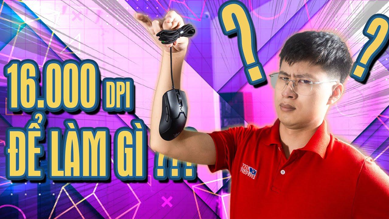 CÔNG NGHỆ TỀU #1: LỪA Cả Đấy – Chuột Gaming DPI Cao Chưa Chắc Đã XỊN!