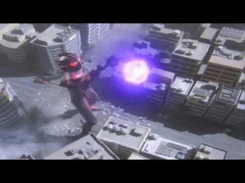 Ultraman Tiga vs Dark Zagi You just can