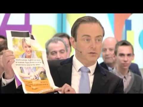 """""""Van het laagste niveau dat ik ooit gezien heb"""" - Bart De Wever"""