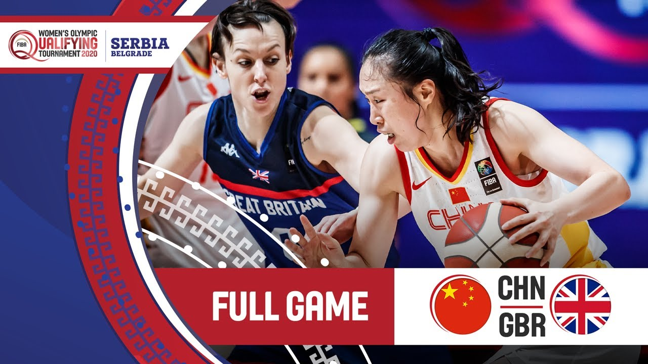 China v Great Britain - Full Game