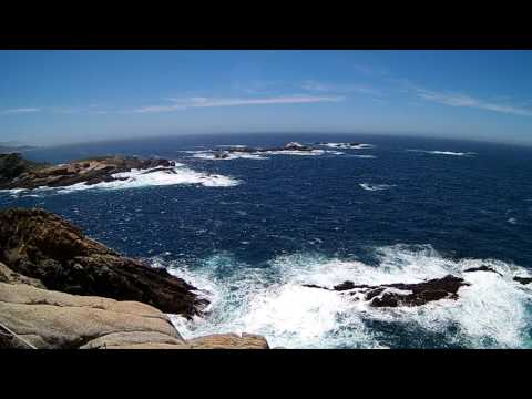 Point Lobos State Natural Reserve, California, Stunning Views of Pacific Ocean, North Shore Trail