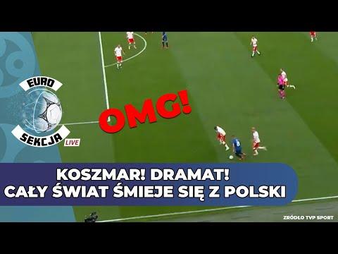 Polska - Słowacja. Świat śmieje się z naszej obrony.
