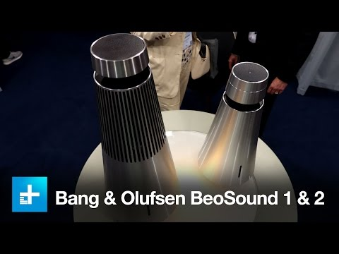 Bang and Olufsen Beosound 1 and 2 - Hands On - IFA 2016