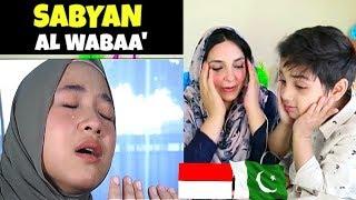 Download Lagu Pakistani Boy Reacts to SABYAN - AL WABAA' (Official Music Video) Virus Corona mp3