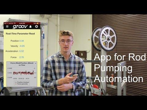 Hydraulic Lift Automation App