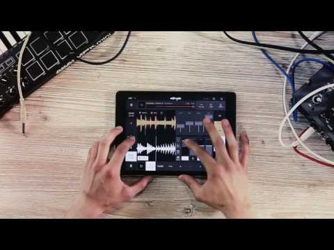 edjing Session - Symbolize performs with edjing Pro