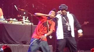 Lil Twist @ Lil Wayne Concert In Hawaii