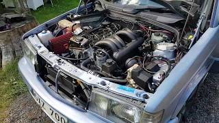 Video Mercedes 190 OM605 Stroker Superturbo download MP3, 3GP, MP4, WEBM, AVI, FLV Juli 2018