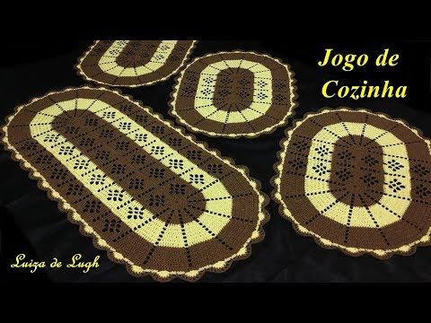 JOGO DE COZINHA DUO (FÁCIL RÁPIDO ECONÔMICO) # LUIZA DE LUGH
