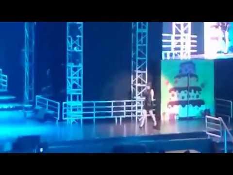 FANCAM Nakinagara Hohoende   JKT48 at JKT48 3rd Anniversary Concert
