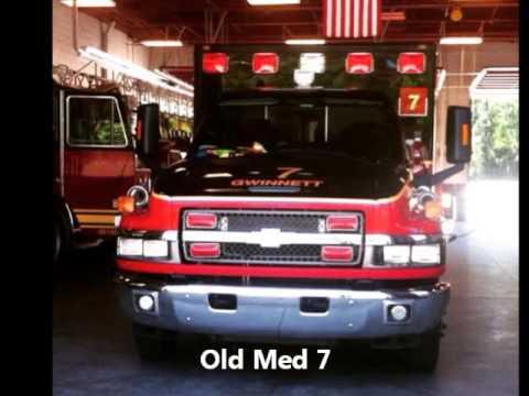 Gwinnett Fire Video