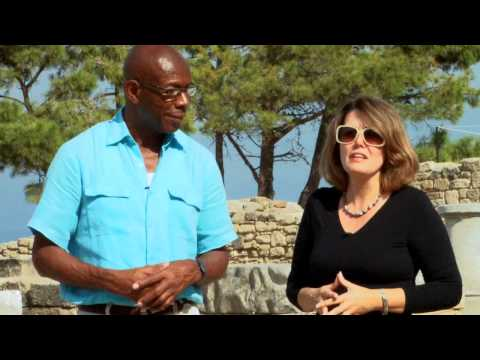 GlobeTrotter Travel with Jon Haggins in Rhodes, Greece Pt 2