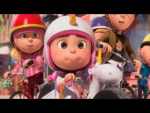 Minions mini movie 2017 Despicable me 3 All Funny Minions Commercial mini clips for kids