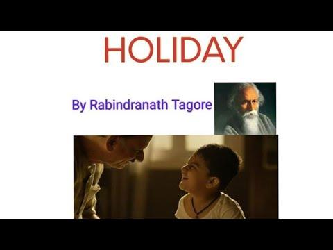 HOLIDAY(TAMIL) -  Rabindranath Tagore