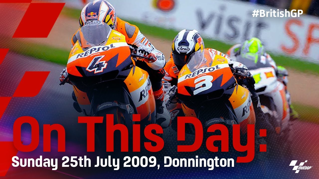On This Day: Dovizioso's first MotoGP win