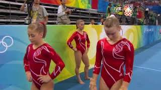 Gymnastics Olympic 2008 Women's Team Final Beijing china