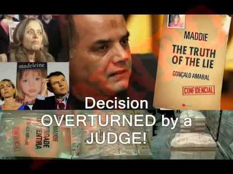 Read book BANNED by the McCanns   English Translation ONLINE!