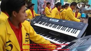 Sentimiento de XHUN PALIXH (en vivo-Jacaltenango) - Marimba Los 5 Altares LA INTERNACIONAL