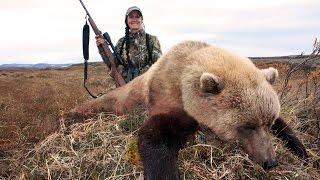 Hunting Alaska Brown Bear- Melissa Bachman's Dream Hunt