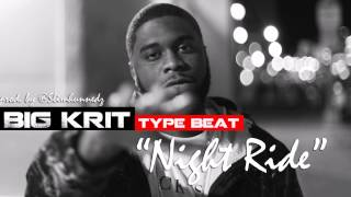 *SOLD*NEW 2015* Big Krit | Asap Mob Type Beat | Night Ride prod.by @Slimhunnedz