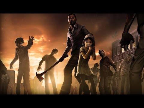 The Walking Dead FULL Season 1 Telltale Games All 1080p HD