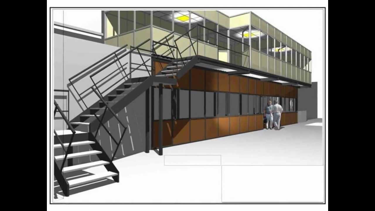 Ormacs s n c la progettazione 3d di pareti divisorie for Progettazione mobili 3d