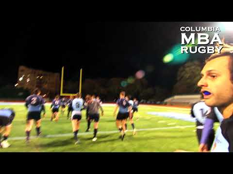 Columbia MBA Rugby - 'Post-Match Circle Up' - #CBSRFC50