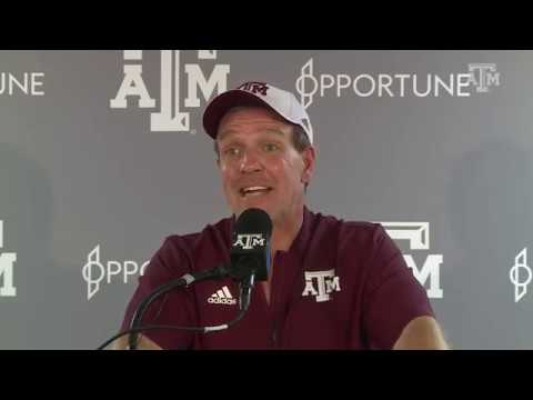 Alabama Postgame: Jimbo Fisher 9.22.18