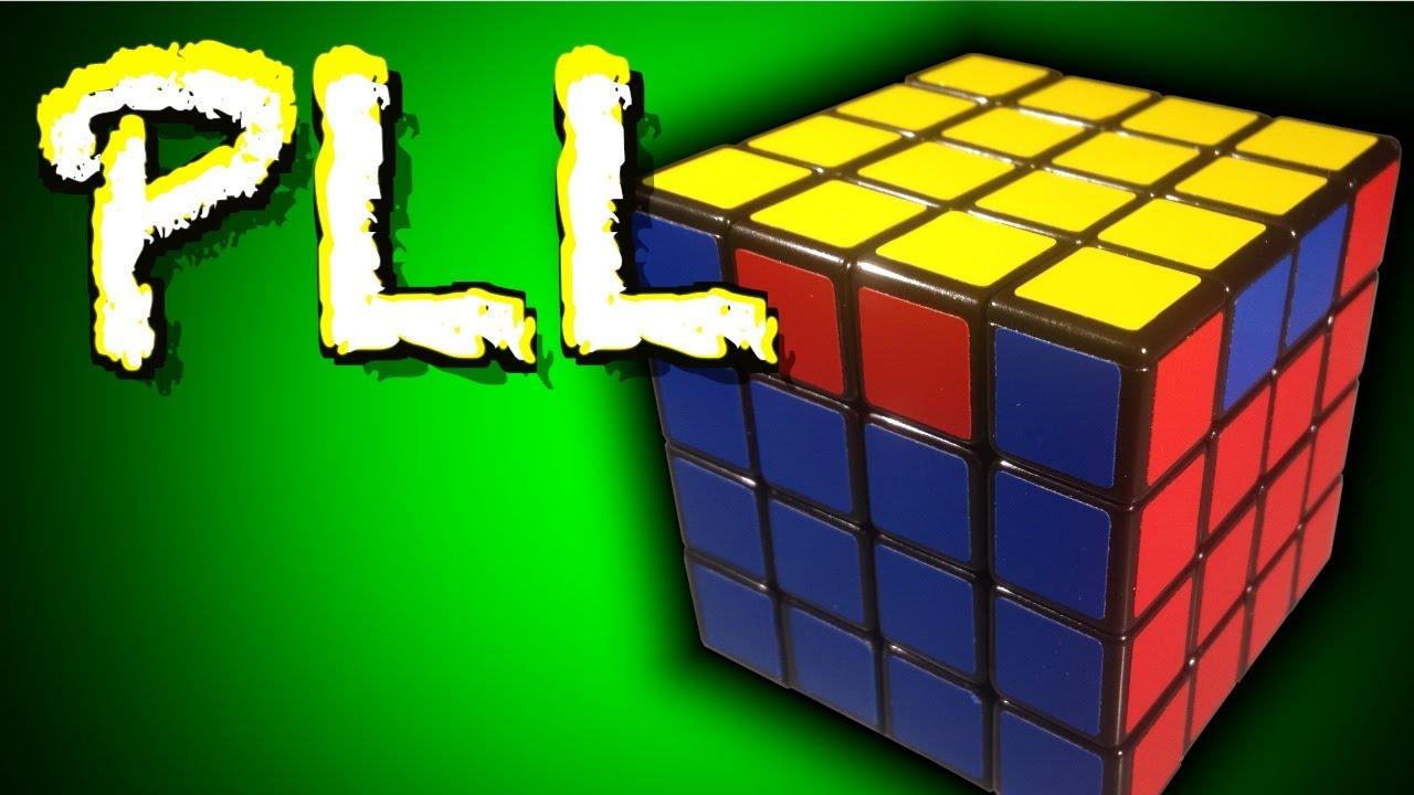 4x4 Pll Algorithms