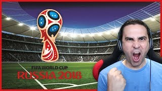 Τσο και Λο στο Γήπεδο! (Fifa 18: World Cup 2018)