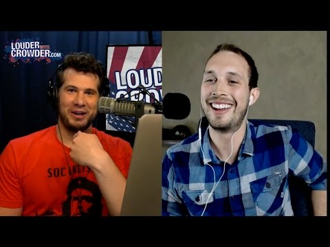 My Guest Appearance on Louder with Crowder