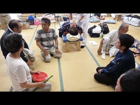 【福岡・大分】「生活再建まで踏み込んだ対応を」蓮舫代表が九州北部の豪雨による被害状況を視察