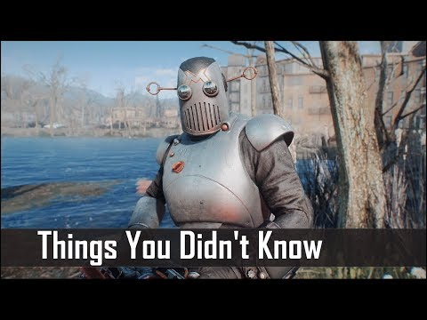 Fallout 4: 5 More Things You (Probably) Never Knew You Could Do in The Wasteland thumbnail