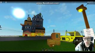 ROBLOX hello neighbor (har fået et nyt webcam!!!