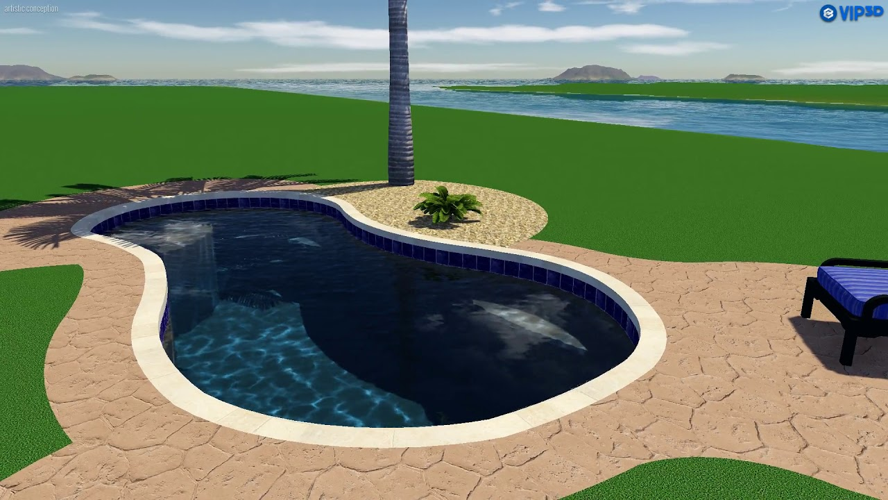 Prevatte Sundial Pool