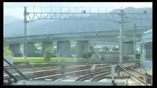 【鉄道車窓チャット配信】JR四国2000系。後免・なはり線特別列車イベントツアー。*必ず概要欄をお読みください。