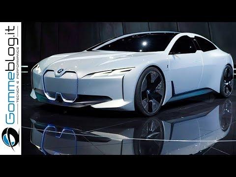 BMWi Vision Dynamics FULL ELECTRIC SPORT Luxury Sedan Car