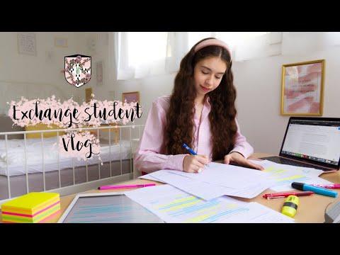 EXCHANGE STUDENT VLOG 4 | A GERMAN VLOG (WITH SUBTITLES)