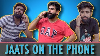 JAATS ON THE PHONE | RishhSome