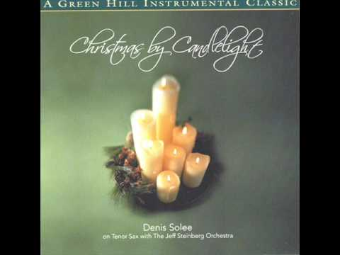 X'mas Jazz /  Denis Solee with Jeff Steinberg Orchestra - Christmas Time Is Here
