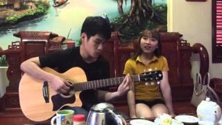 Em Đã Biết (Sunni Hạ Linh) Guitar cover by Anh Thư